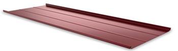 Фальцевая металлическая кровля - специфика, советы