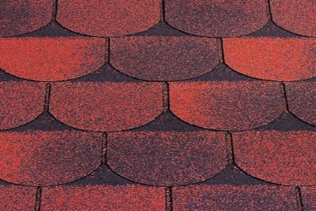 Фото: Мягкая кровля для облицовки крыш домов и гаражей