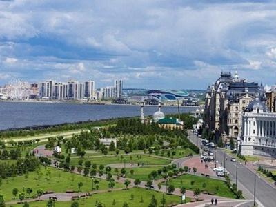 Град Казань