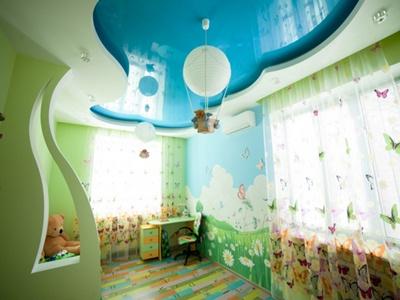 Фото: ПВХ. Крепкий потолок - залог успеха!